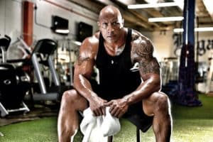 musculation the rock