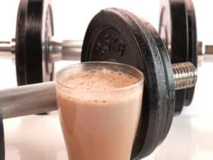 shaker de protéine