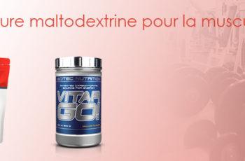 meilleure maltodextrine musculation