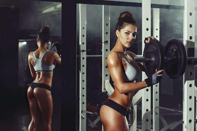 Des exercices pour perdre de la graisse au niveau du dos