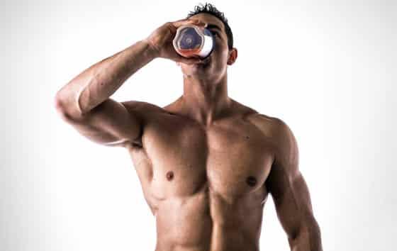 substitut de repas hyperprotéiné musculation