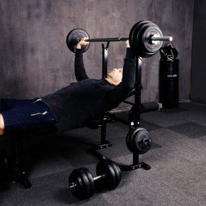 banc de musculation charge libre