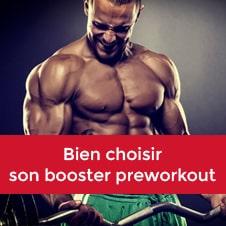 bien choisir son booster preworkout musculation