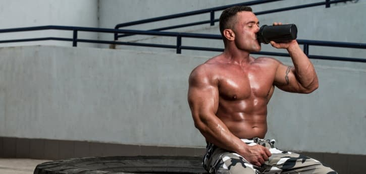 gainer prise de masse musculation