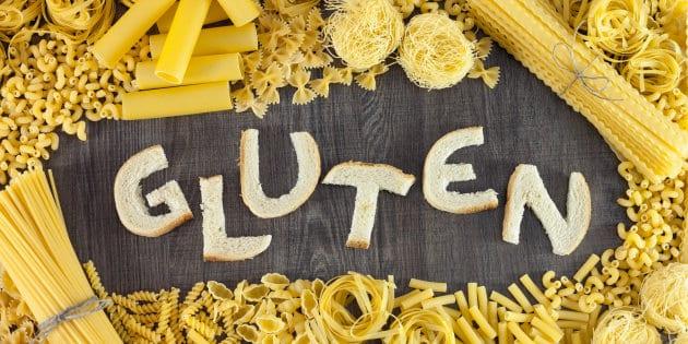 gluten musculation