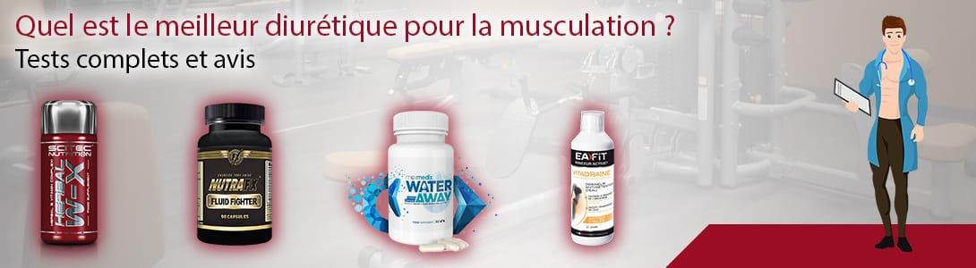 meilleur diurétique musculation