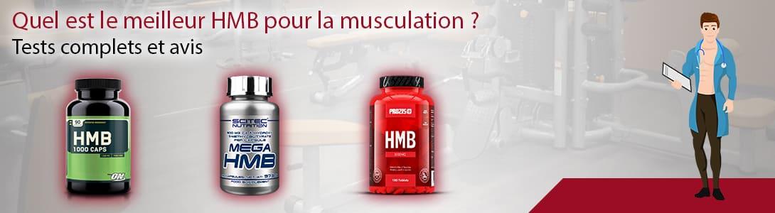 meilleur hmb musculation