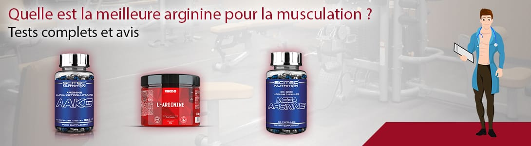 meilleure arginine musculation