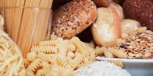pain et pâtes