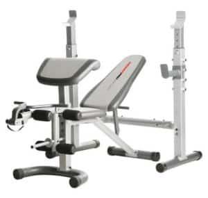 banc de musculation solide
