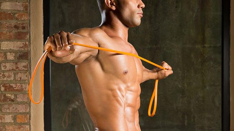 bande élastique de musculation
