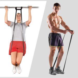 bande élastique musculation homme et femme