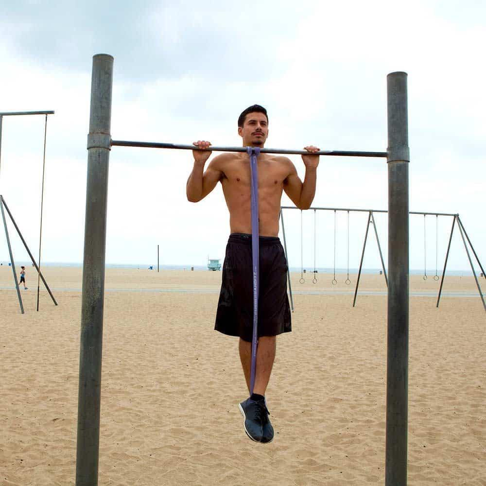 Bande élastique musculation ⇒ Bien les choisir pour se muscler e1e10f38984