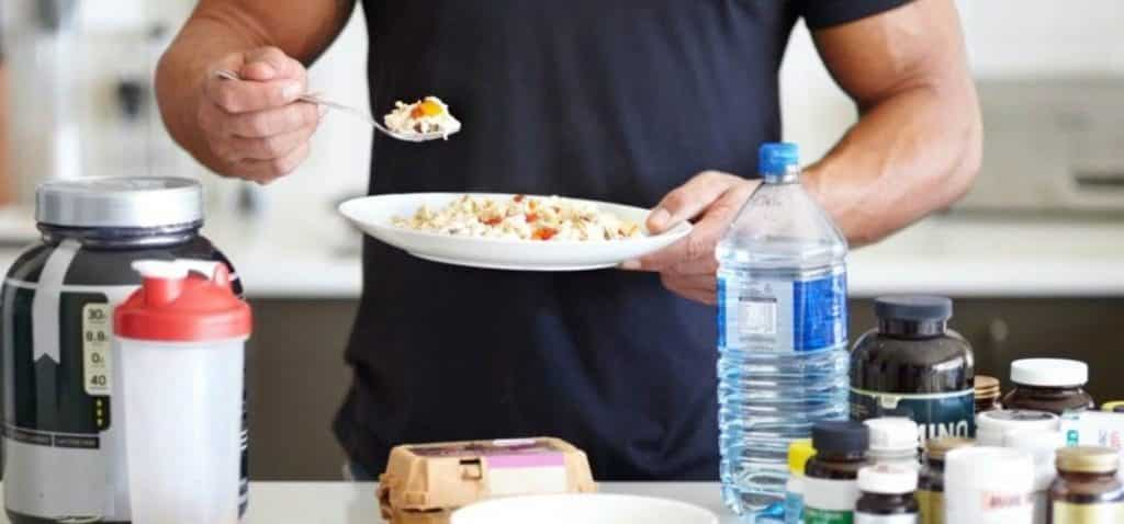 quels compléments alimentaires avant une séance de musculation