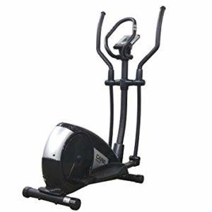 vélo elliptique guidon fixe