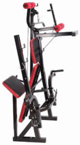 Banc de musculation Sportplus Weight Bench X