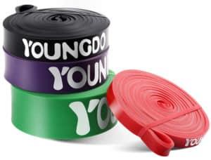 Bande de Résistance élastique pour musculation Youngdo