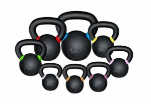 Kettlebells de musculation We R Sports