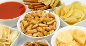 chips aperitif