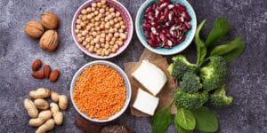 protéine musculation végétarien