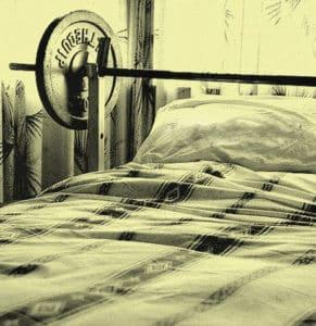 sommeil sèche musculation