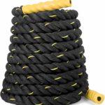 Corde ondulatoire de crossfit SportPlus