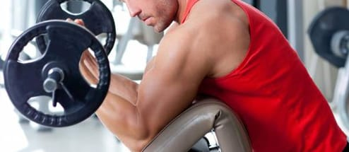 exercice isolation musculation