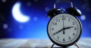 horloge biologique musculation
