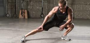 étirements musculation