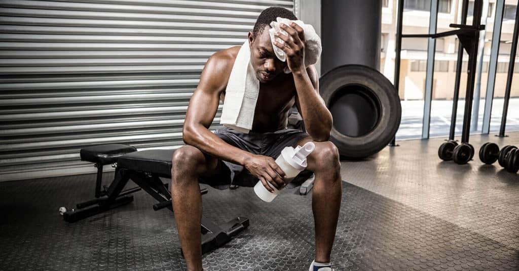 éviter le surentrainement musculation
