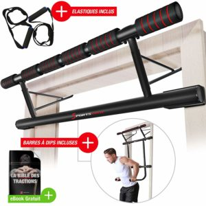 Barre de Traction 4en1 Pliable Sportstech KS500