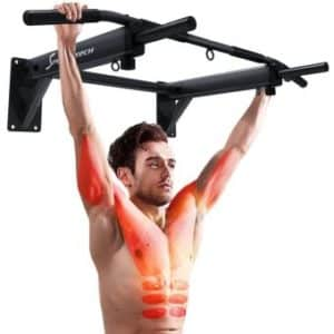 barre de traction musculation