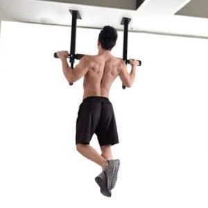 barre de traction plafond