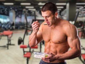 alimentation musculation et crossfit