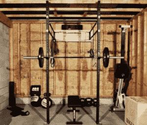 créer une salle de musculation maison