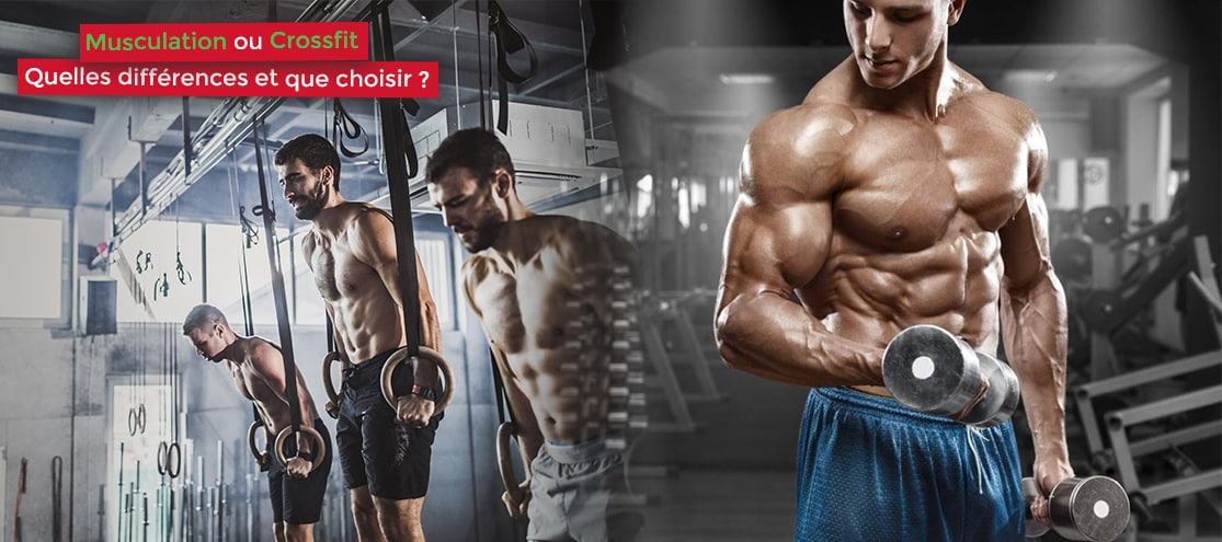 musculation ou Crossfit quelles différences et que choisir