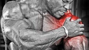 douleur articulation musculation