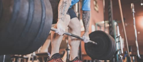 exercice programme split musculation