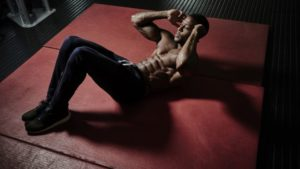 exercices abdominaux ventre plat