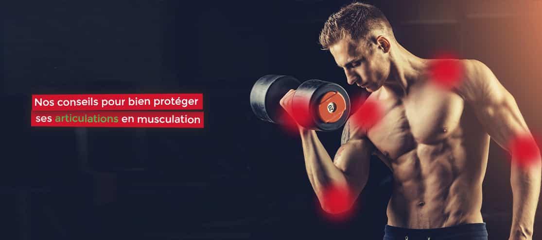 nos conseils pour bien protéger ses articulations en musculation