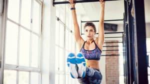 relevés de jambes exercice abdominaux ventre plat
