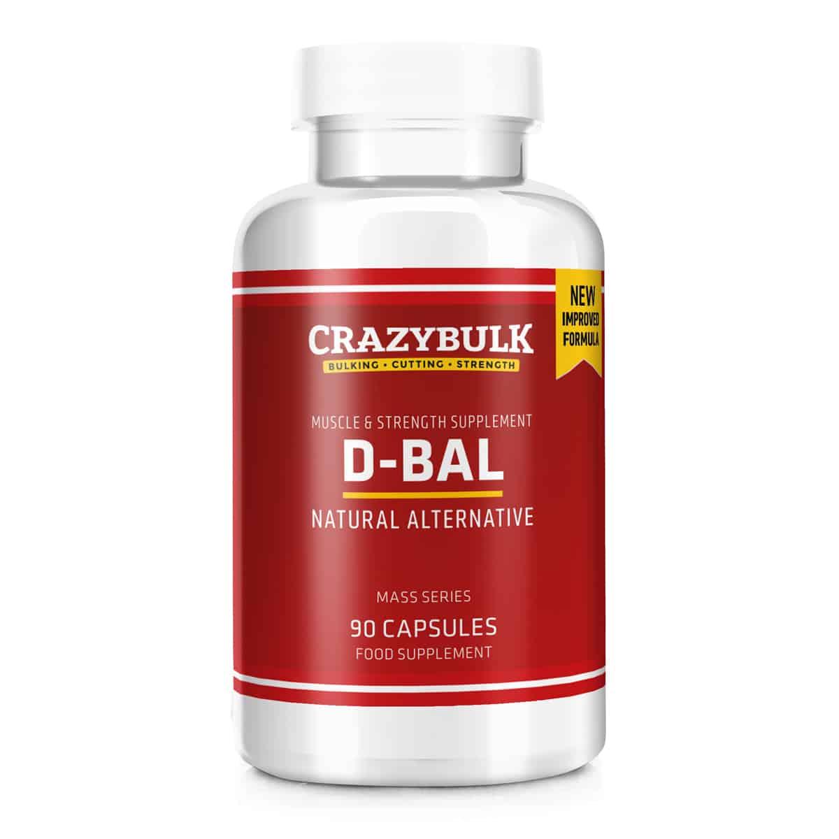 D-Bal Dianabol légal sans effets secondaires