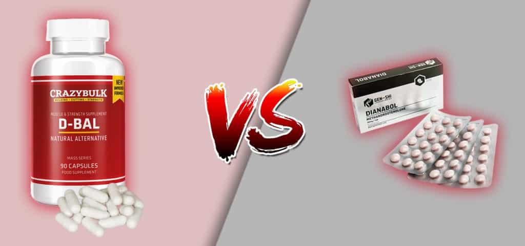 D-Bal vs Dianabol