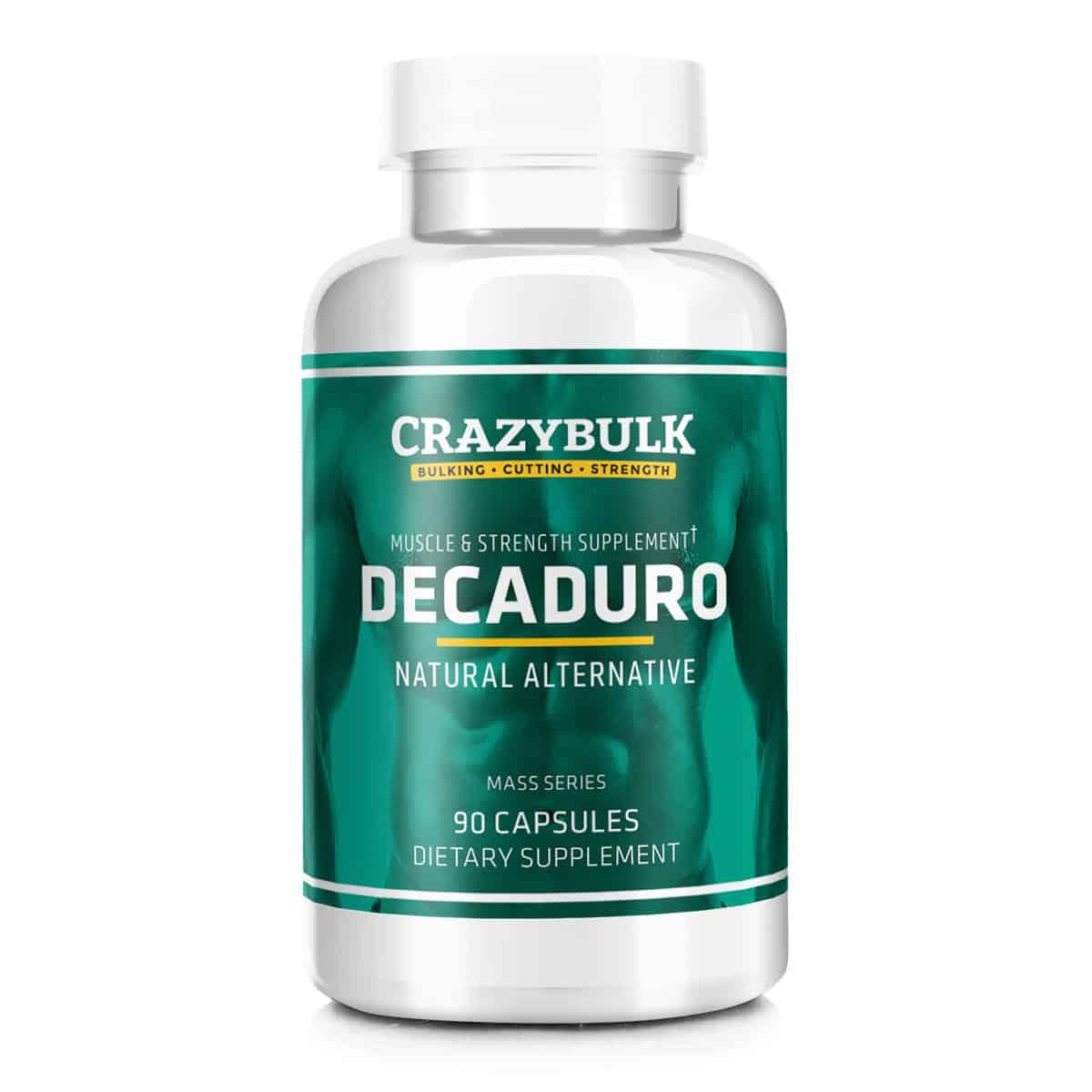 Decaduro : Deca Durabolin légal sans effets secondaires