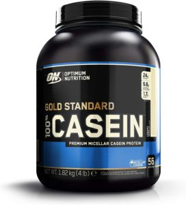 caséine optimum nutrition