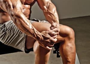 blessure musculation que faire