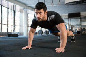 exercice musculation poids de corps