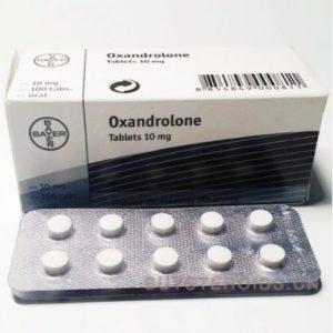 tablette oxandrolone anavar