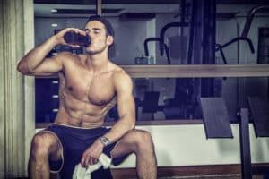 hydratation pour faire partir les crampes