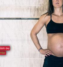 Peut-on faire de la musculation ou du crossfit en étant enceinte